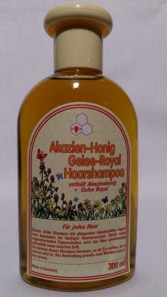 Akazienhonig Shampoo mit Gelee Royale